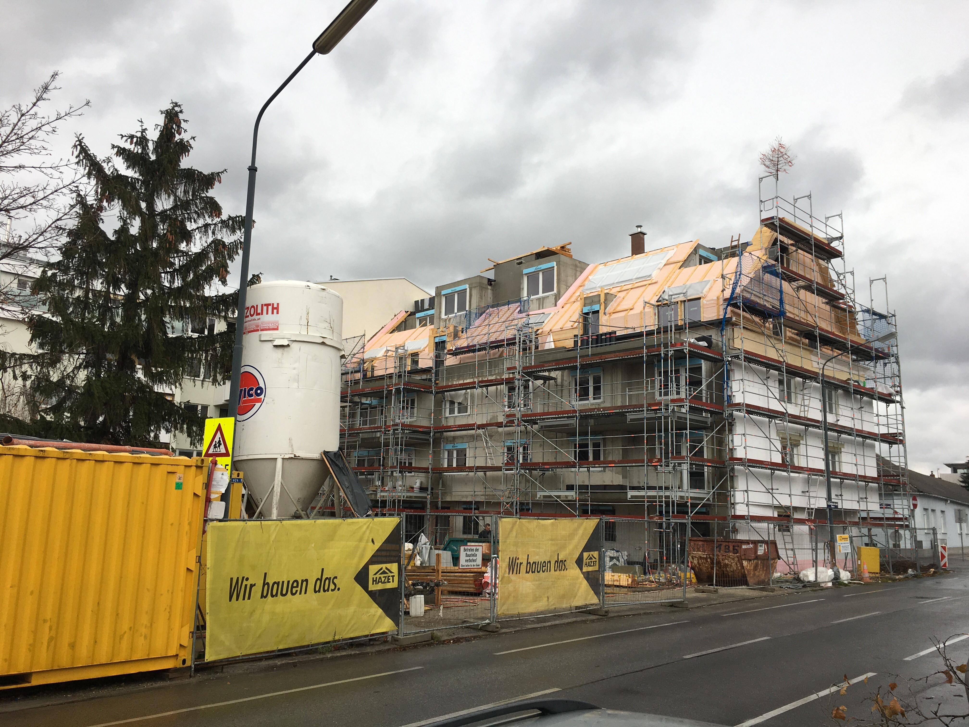 1210 Wien, Wenhartsgasse 1